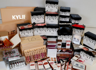 warning after arsenic and lead found in counterfeit kylie jenner beauty products