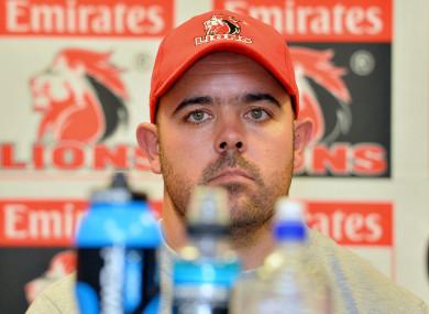 Ferreira completes Johann van Graan's Munster coaching team.