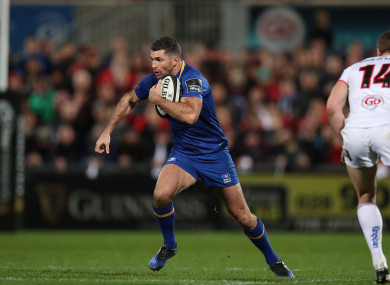 Rob Kearney is back in the starting XV.