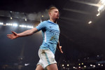 De Bruyne shines again as Man City steamroll Spurs to make it 16 wins on the trot