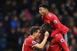 Mourinho: Lukaku's love for former club West Brom behind muted celebration