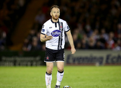 Stephen O'Donnell has become a key player for Dundalk in recent seasons.