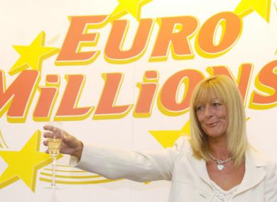 Dolores McNamara won the Euromillions jackpot in 2005.