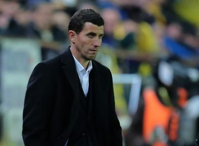 Gracia has previously managed Malaga and Rubin Kazan.