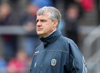 Roscommon manager Kevin McStay.