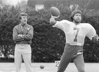 Jimmy Murray played a key role in convincing both  Dick Vermeil (left) and Ron Jaworski to join the Eagles.