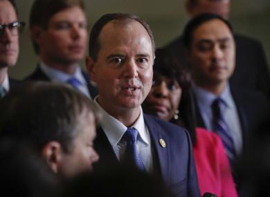 Adam Schiff, the Democrat who wrote the second memo