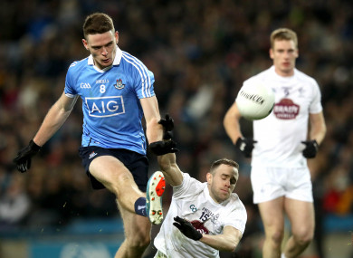 Brian Fenton scored 1-3 against Kildare at Croke Park last Saturday.