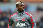 Mourinho plays down pressure on Pogba as midfielder makes United return