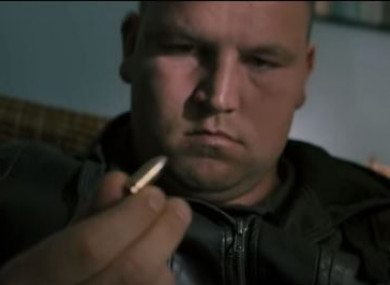 John Connors in Cardboard Gangsters