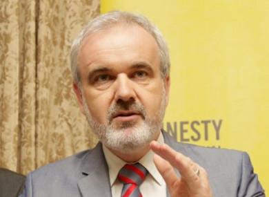 Colm O'Gorman, Executive Director of Amnesty International Ireland