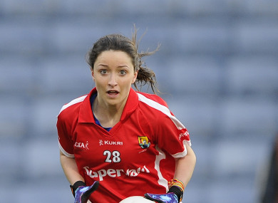 Cork's Eimear Scally.