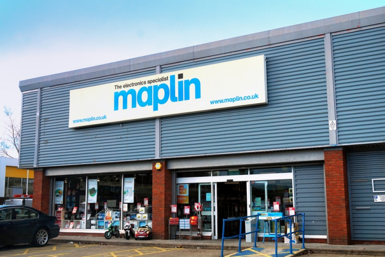 Irish branches of maplin risk closure as electronics chain goes into irish branches of maplin risk closure as electronics chain goes into administration solutioingenieria Choice Image