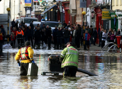Cork will be one of the worst affected cities in Europe.