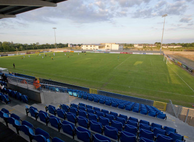 Athlone Town Stadium (file photo).