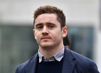 Paddy Jackson denies charges of rape and sexual assault.