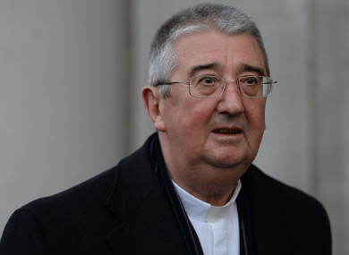 Diarmuid Martin, the Roman Catholic Archbishop of Dublin and Primate of Ireland