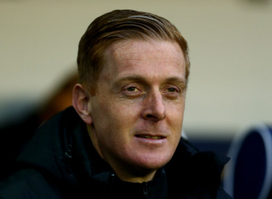 New Birmingham City manager Garry Monk
