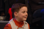 A kid from the Toy Show returned to RT� to invite Mark Hamill to play with his friends on their road