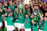 Ireland's Grand Slam victory over England draws over 1.3 million TV viewers
