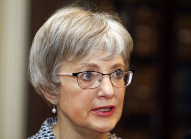 Minister for Children Katherine Zappone
