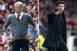 Simeone and Atletico Madrid arrive in London to spoil Wenger's farewell tour