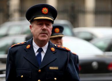 Martin Callinan in January 2014