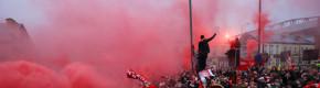LIVE: Liverpool v Roma, Champions League semi-final
