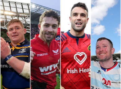 Furlong, Halfpenny, Murray and Ryan all target a European final spot this weekend.
