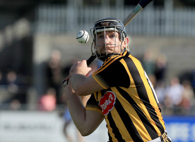 Richie Hogan hasn't featured for Kilkenny to date in 2018.