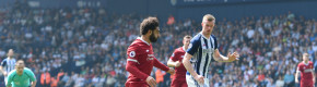 LIVE: West Brom v Liverpool, Premier League