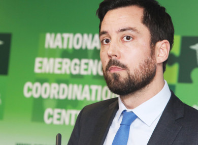 File photo of Housing Minister Eoghan Murphy.