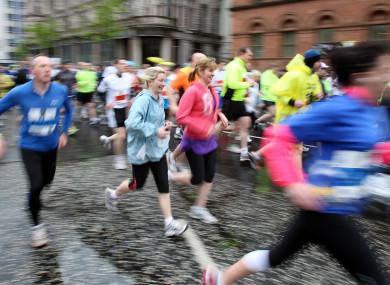 File photo Belfast Marathon