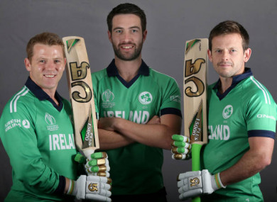 Ireland have been waiting and working for this moment.