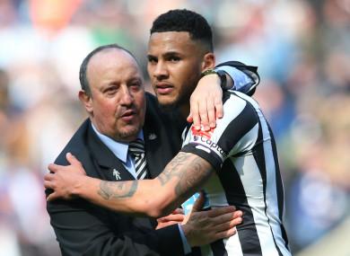 Benitez and Lascelles.