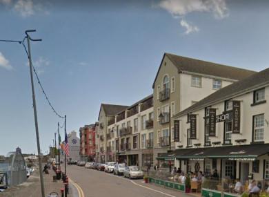 Davitts Quay, Dungarvan, Waterford