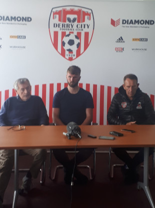 Paddy McCourt will return to Derry as head of the club's youth academy.