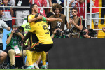 Lukaku and Hazard star with a brace each as Belgium crush Tunisia in seven goal contest