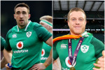 Cronin and Conan start as Schmidt picks captain O'Mahony at openside