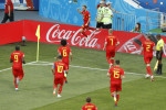 Lukaku at the double as Belgium get off to perfect start