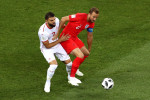 LIVE: England v Tunisia, World Cup
