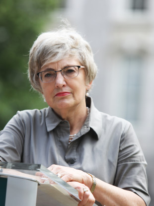 Zappone says she is not sure what way to go on the Occupied Territories Bill.