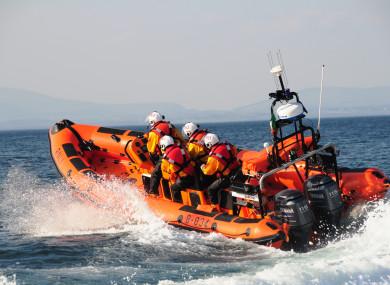 Bundoran RNLI Lifeboat