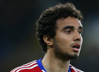 Nantes full-back Fabio da Silva.
