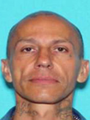 A photo of the suspect released by Harris County Sheriff's Office in Houston.