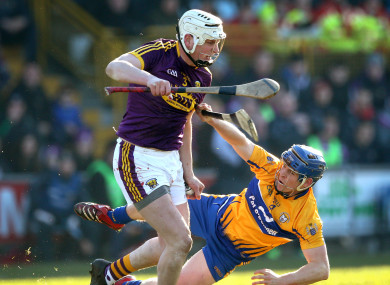 Wexford and Clare face off on Saturday.