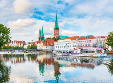 A file photo of Luebeck