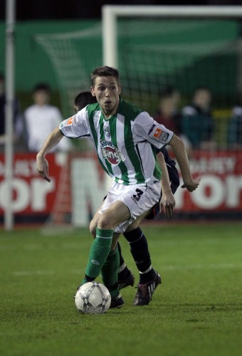 Bray appoint former player as new manager after caretaker boss leaves club