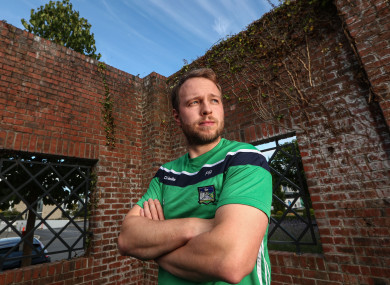 Paul Browne has been sidelined for Limerick's run to the All-Ireland final.