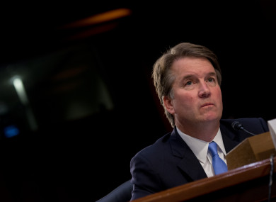 Trump stands by Supreme Court nominee after sex assault ...